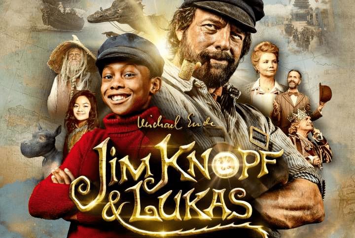 Jim Knopf und Lukas